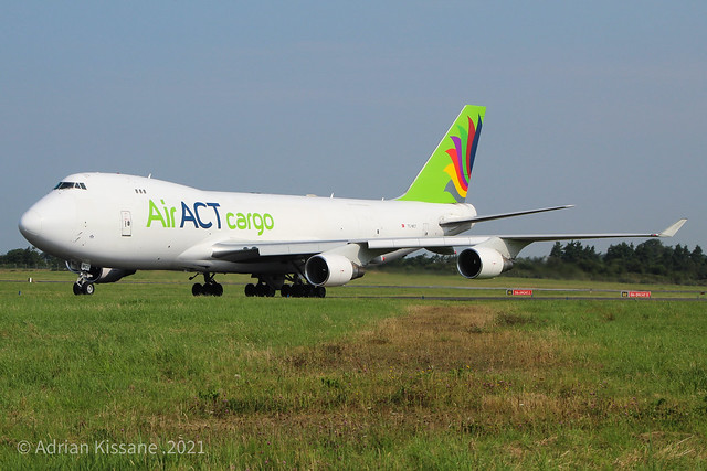 ACT CARGO B747 TC-MCT