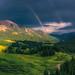 Monsoon Season in Colorado