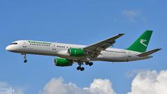 Turkmenistan Airlines Boeing 757-200 EZ-A014