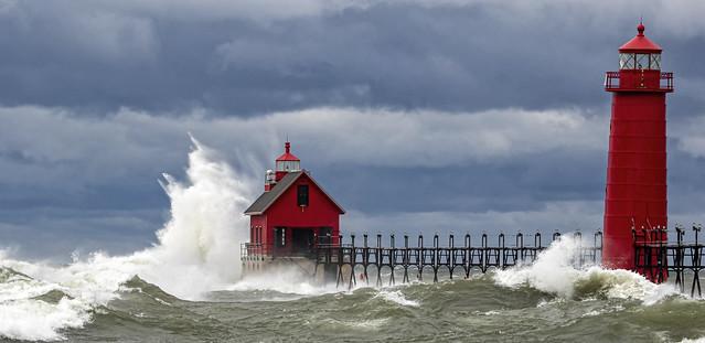 Grand Haven Pier.....Explore