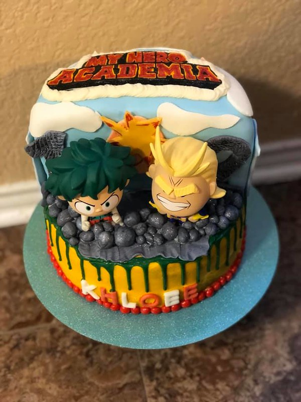 Cake by Batter Up Cakes-Cupcakes