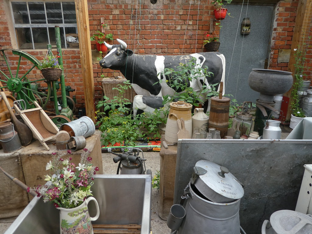 Leagrams Dairy museum, Chipping