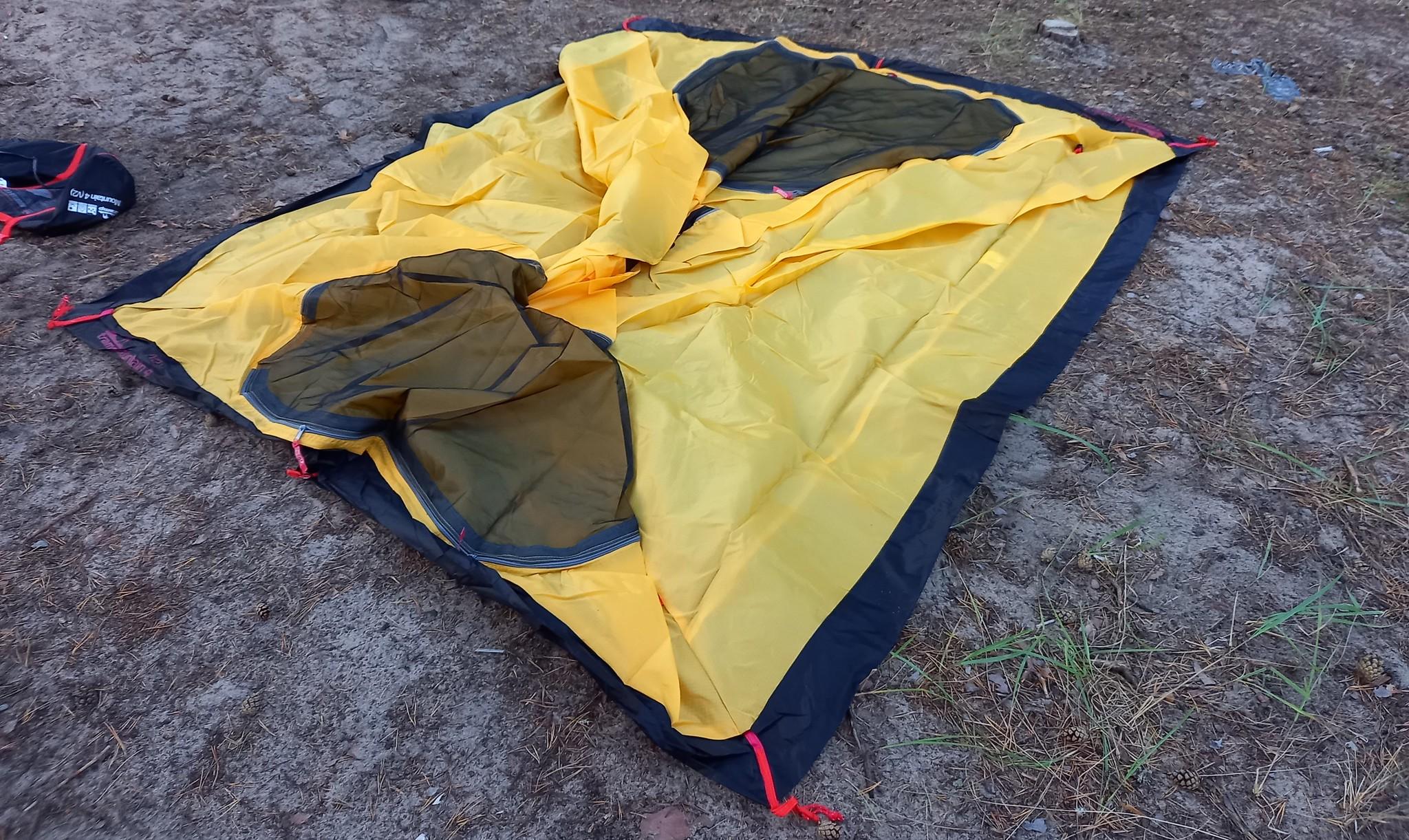 Палатка 3