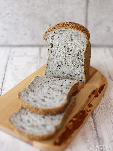 米粉ごまパン 20210818-IMG_9990 (2)