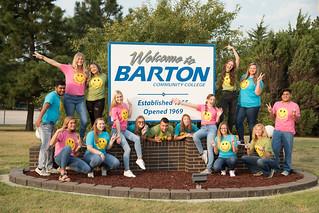 Barton 2021-22 Ambassadors