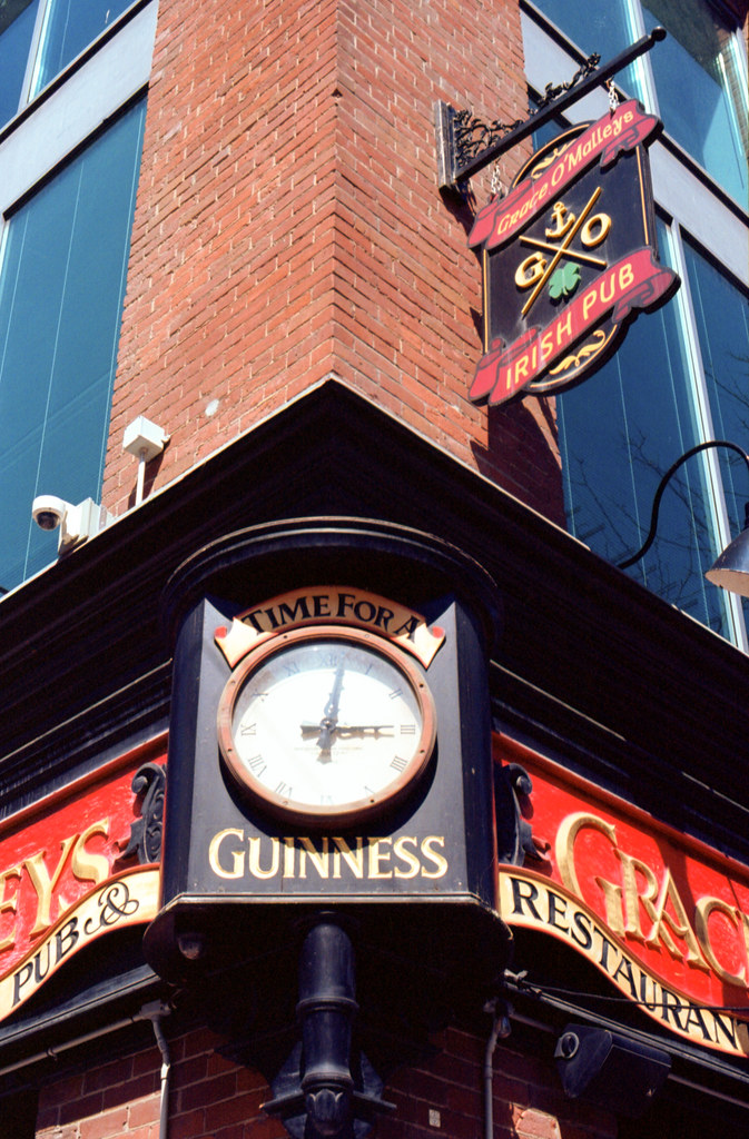 Time for Guiness