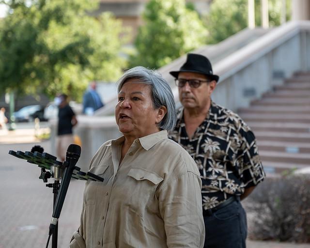 Galena Park City Commissioner Maricela Serna
