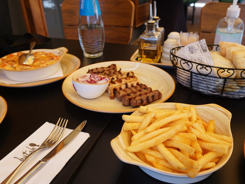 Zagreb food