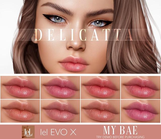Delicatta - My Bae (LeLUTKA Evolution/Evolution X)
