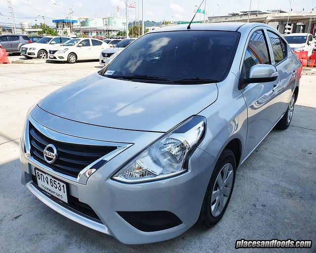 thai rent a car almeera