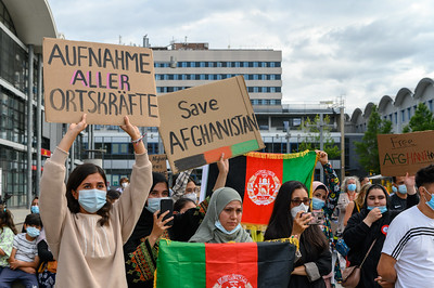 2021-08-20 Koblenz Kundgebung gegen Machtübernahme der Taliban in Afghanistan DSC_6540