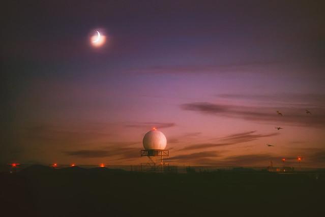 Crescent Moon Transmissions
