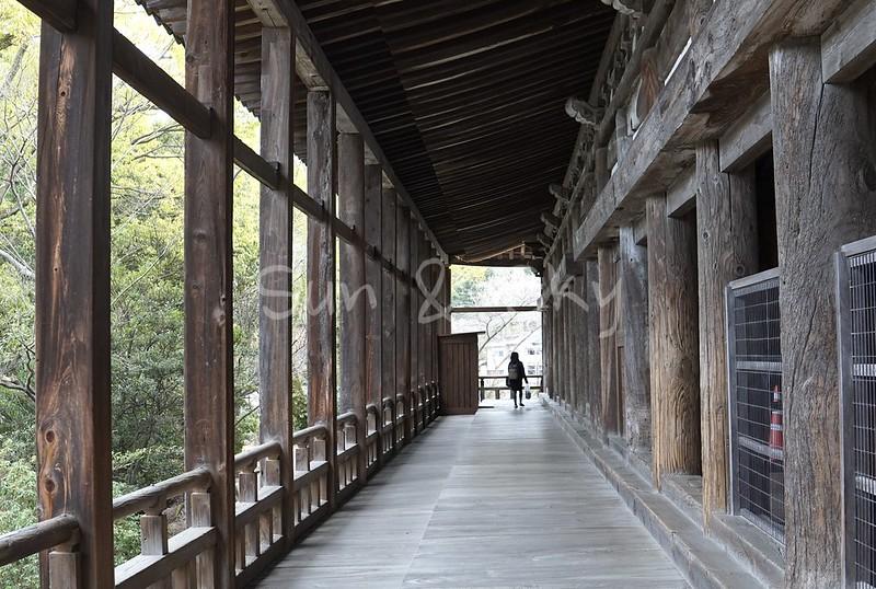 senjyokaku-corridor