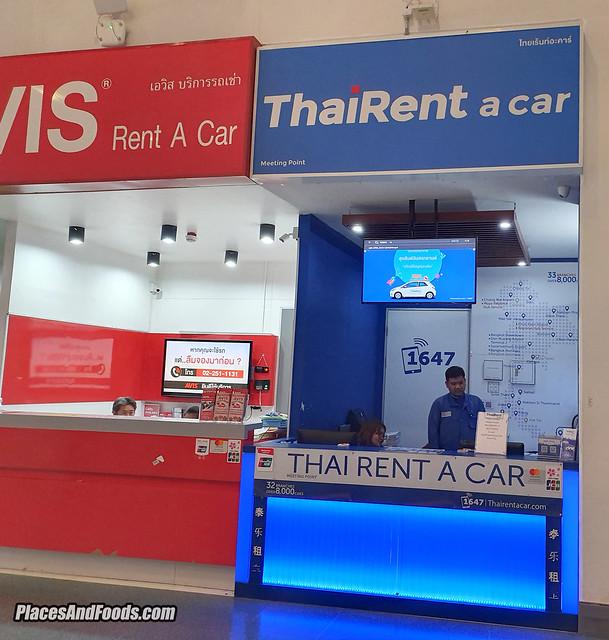 phuket car rentals