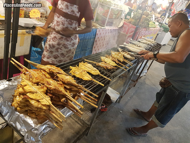 phuket da hood food market