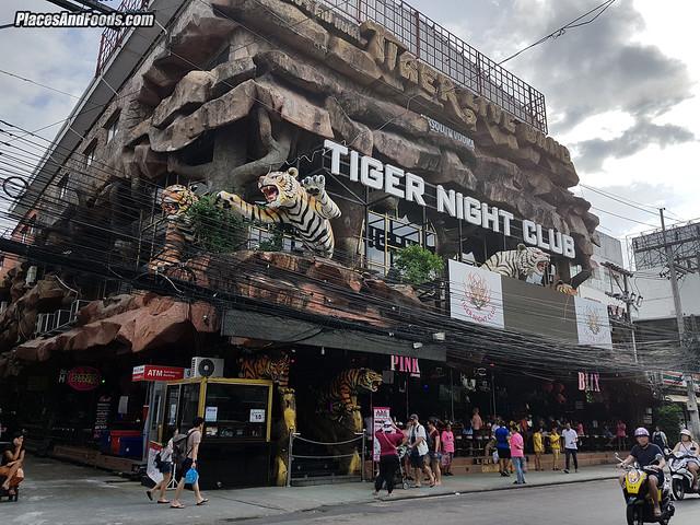 phuket tiger club show