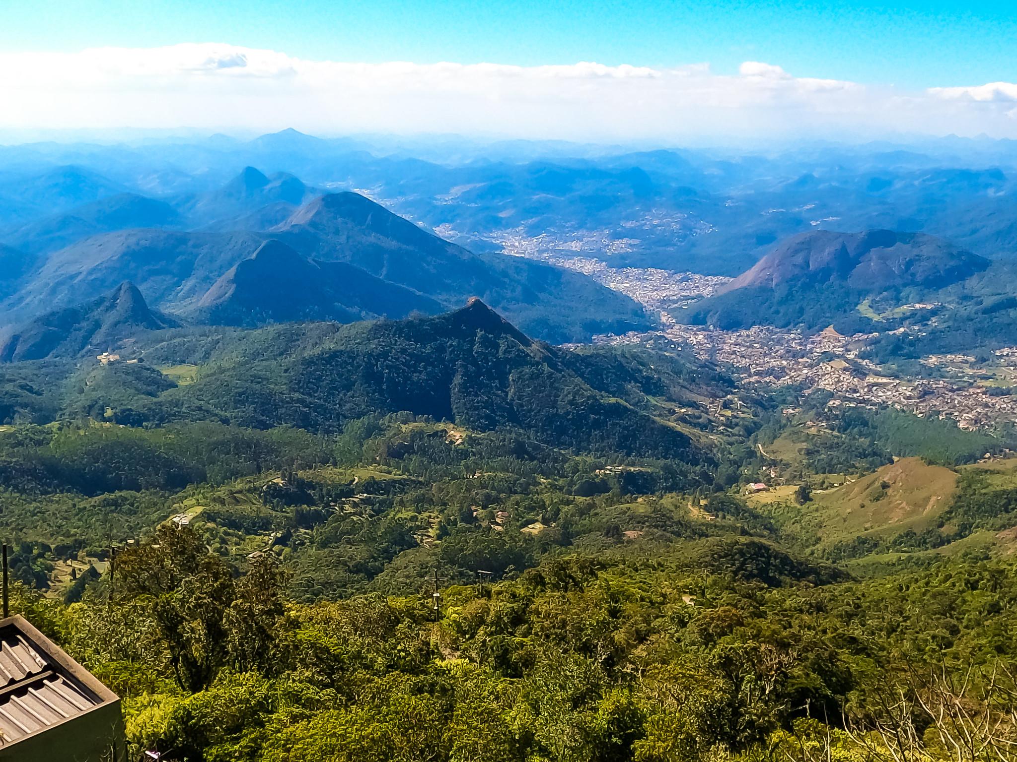 Pico da Caledônia - Julho de 2021