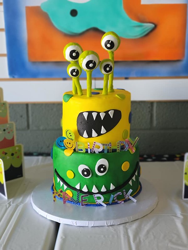 Cake by A Whole Lot Of Shenanigans Cakes