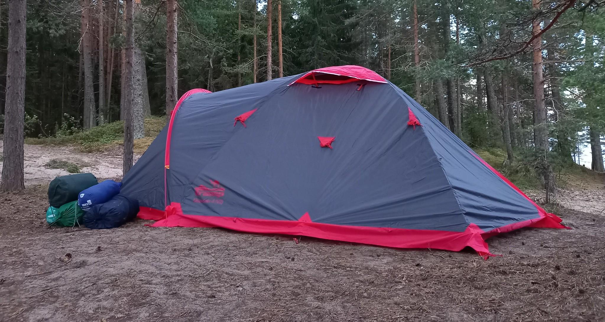 Палатка 6