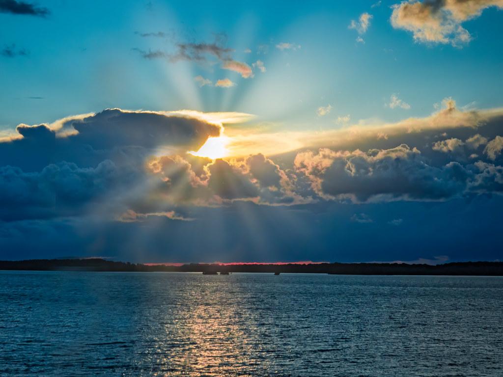 Le soir sur le lac d'Amance... 51390595434_b85eda4cc2_b