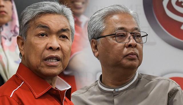 Datuk Seri Ismail Sabri Sah Dilantik Sebagai Perdana Menteri Ke-9