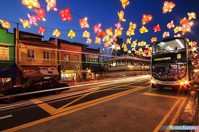 中秋節 l The Mid-Autumn Festival *Corner of Singapore* (EXPLORE)