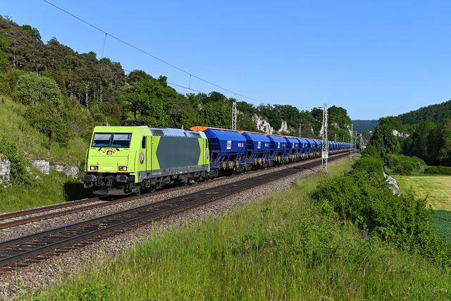 Alpha Trains / HLG 185 630 Hagenacker (8929n)