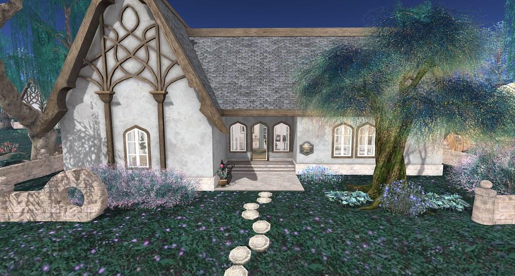 Fantasy home - Mistbrooke model