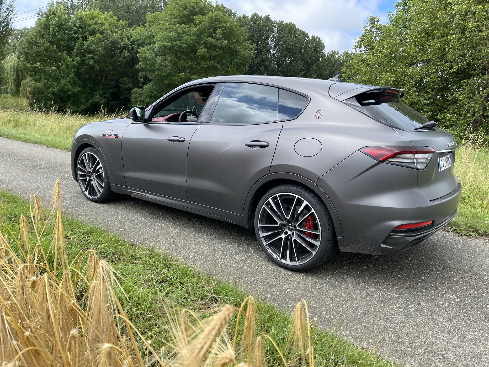 Maserati Levante Trofeo (3)