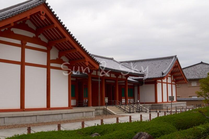 horyuji museum
