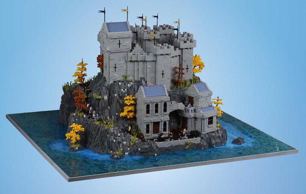 Cloudstone Castle