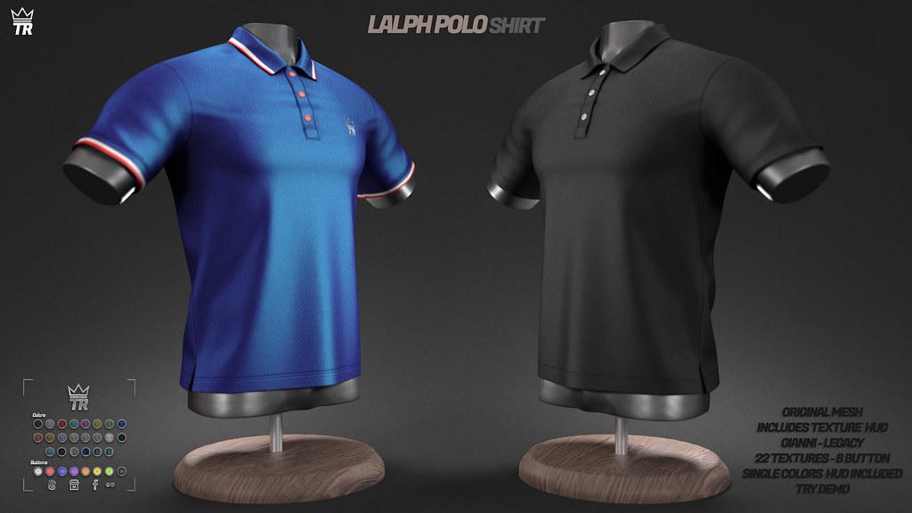 Lalph Polo Shirt @ MOM