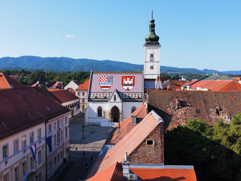 St Mark's Church Zagreb