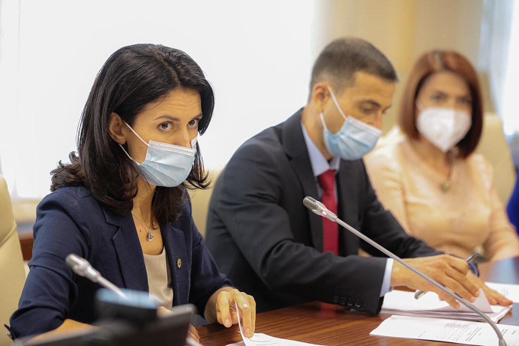 20.08.2021 Ședința Comisiei speciale pentru selectarea candidaților la funcția de Avocat al Poporului