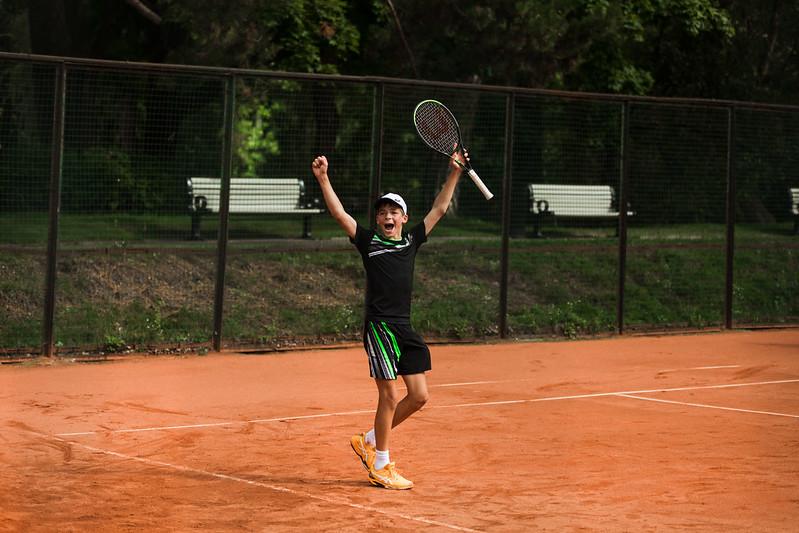 """Starptautiskās Tennis Europe sacensības """"Liepaja International Tournament"""" U14 4.diena. Foto: Mārtiņš Vējš / 4th day Tennis Europe """"Liepaja International Tournament"""" for U14"""