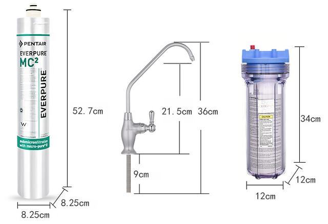 美國愛惠浦淨水器