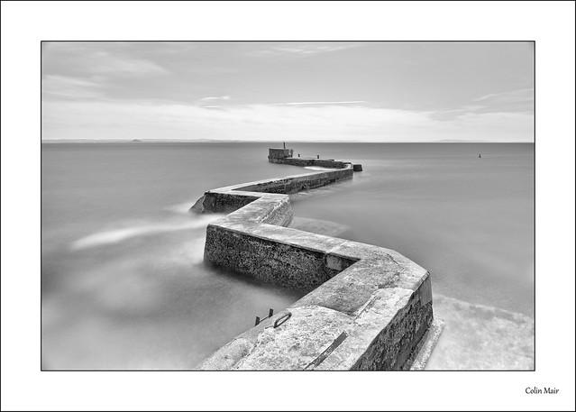 St Monans Pier - 2021-07-24th