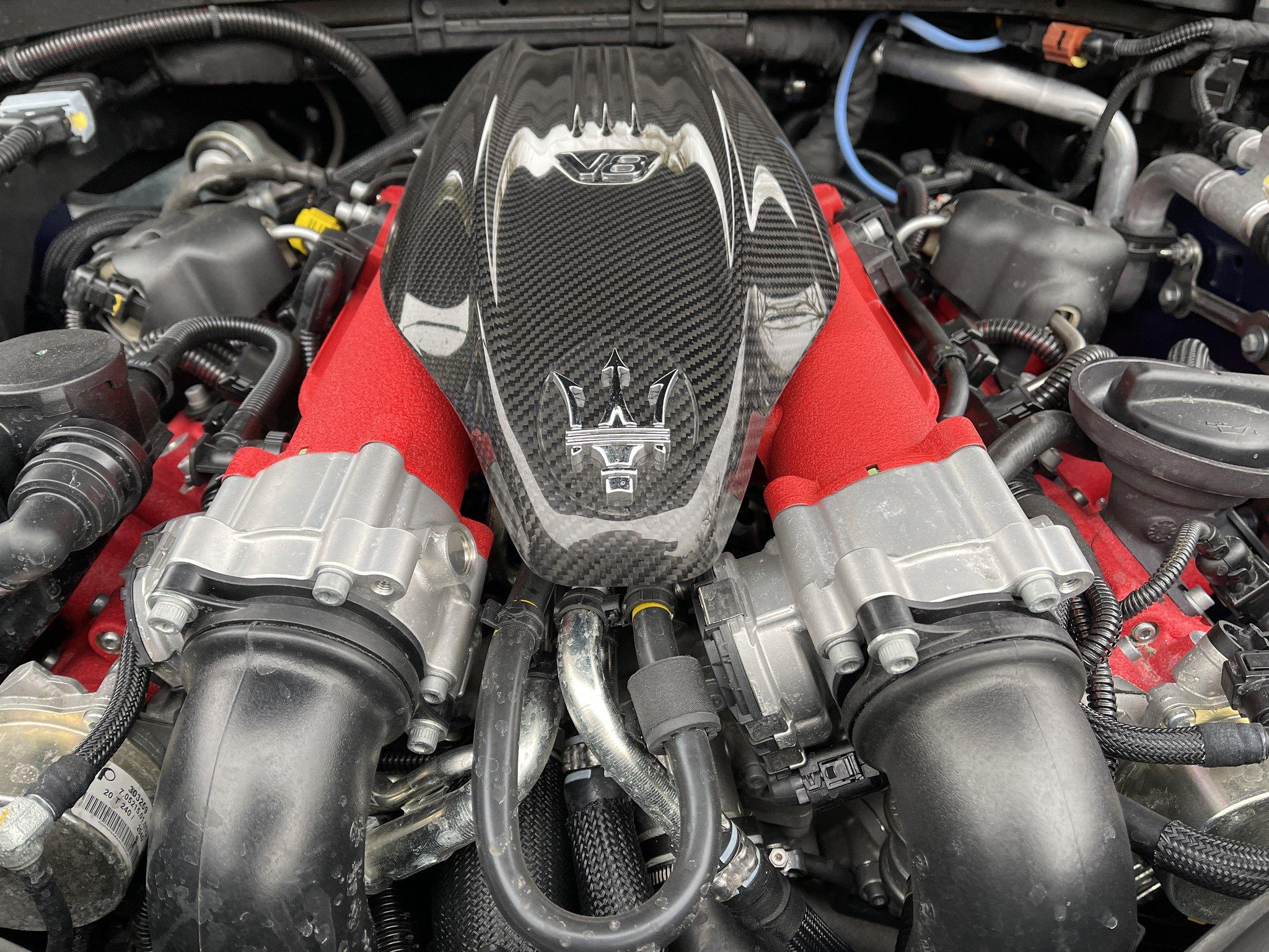 Maserati Ghibli Trofeo (1)