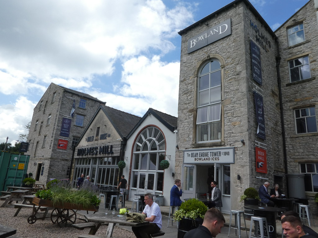 Bowland Beer Hall, Holmes Mill, Clitheroe