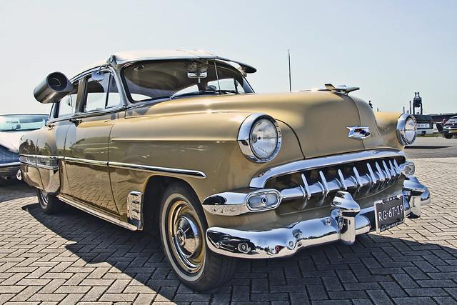 Chevrolet Special Sedan* 1954 (4046)