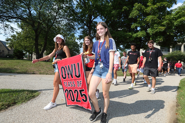 2021 Move-In and Convocation