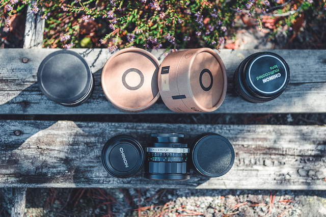 Urth Adapters / Old lenses