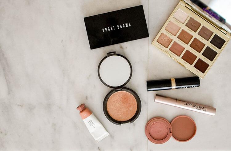 Practical makeup
