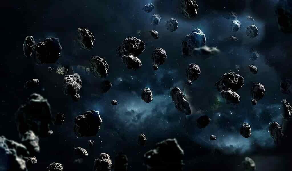 Découverte de plus d'un demi-million de nouveaux astéroïdes