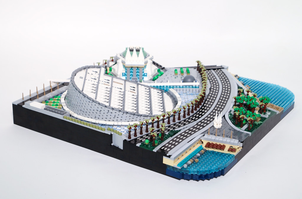 LEGO Library Alexandria