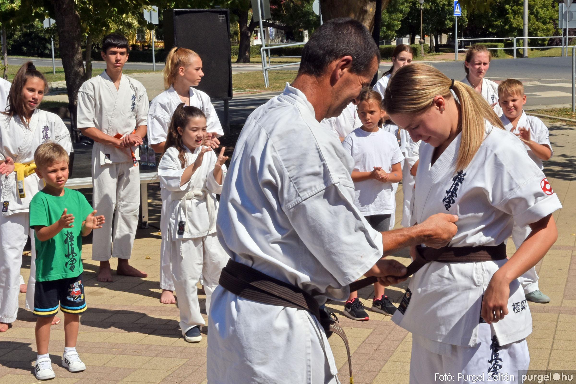 2021.08.20. 164 Szegvári Falunap - Kyokushin karate bemutató - Fotó:PURGEL ZOLTÁN© DSC_8874q.jpg