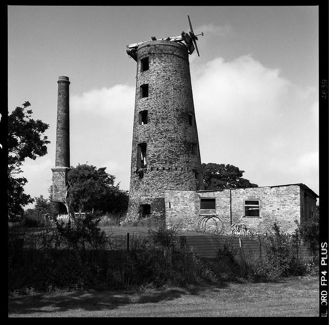 Lelley Mill, Elstronwick