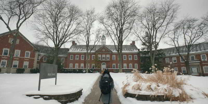 Chatham College campus