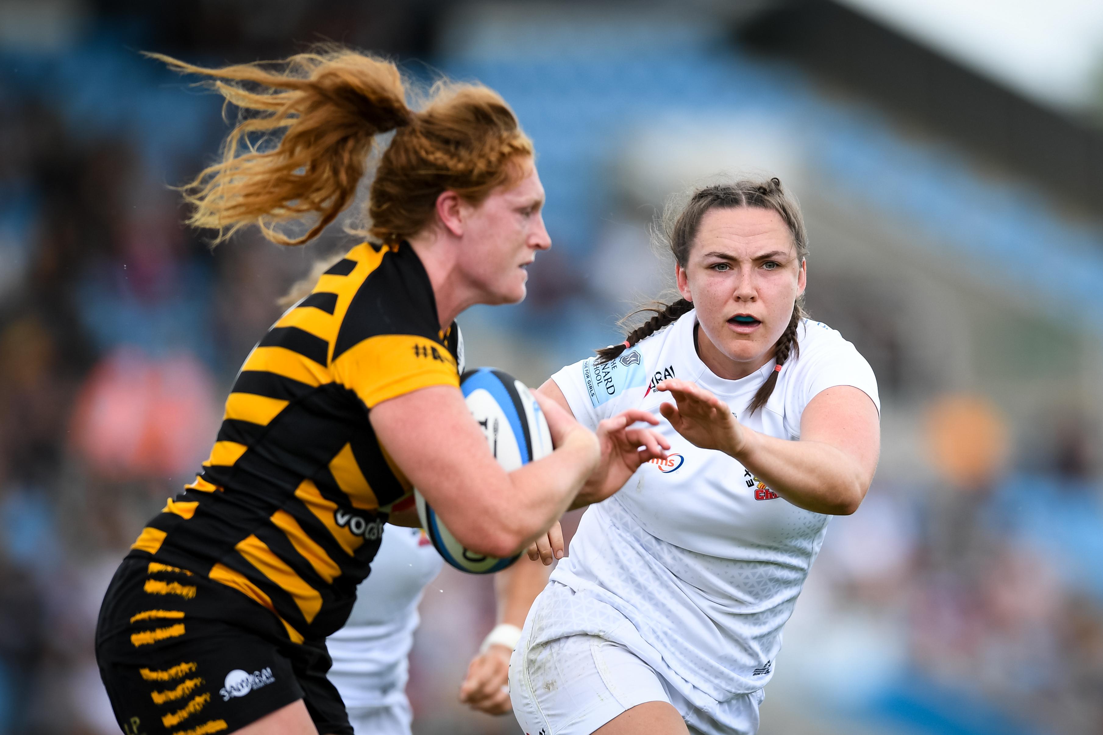 Exeter Chiefs Women v Wasps Women 210821