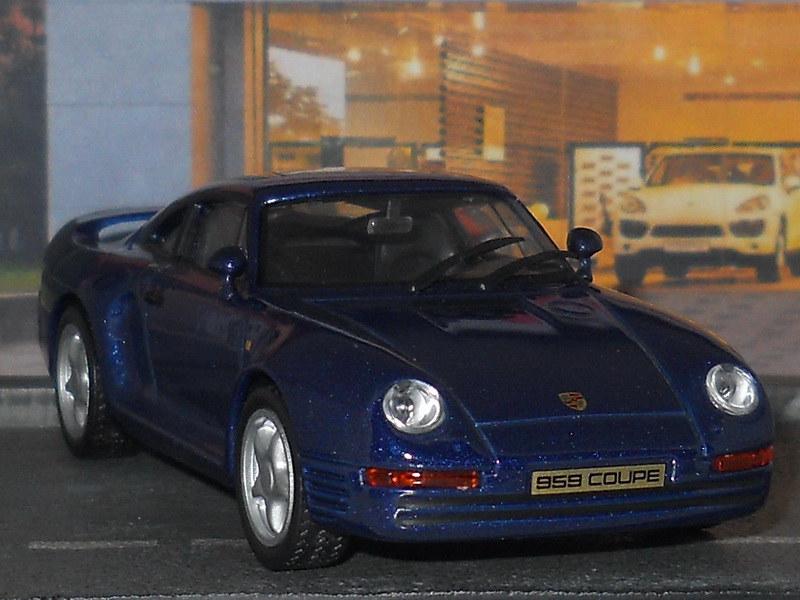 Porsche 959 – 1986
